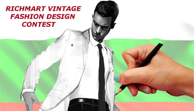 Fashion design contest  Richmart Vintage