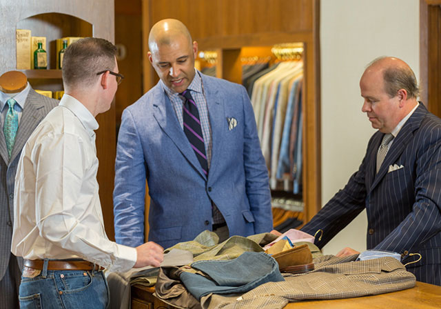 Curwell&Son - quality suits from Dallas