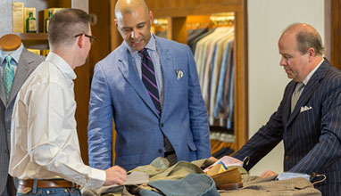 Culwell&Son - quality suits from Dallas
