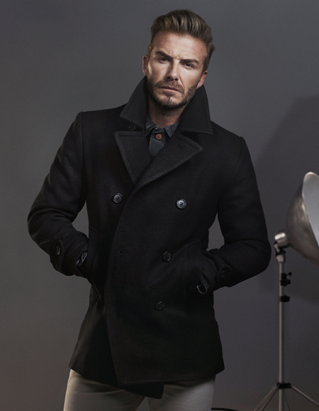 David Beckham and Kevin Hart star in new H&M campaign