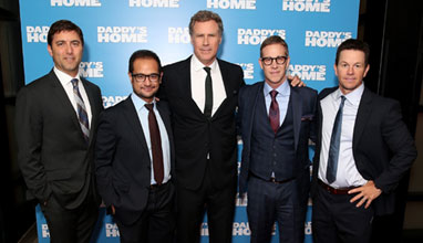 UK Premiere of 'Daddy's Home' in London