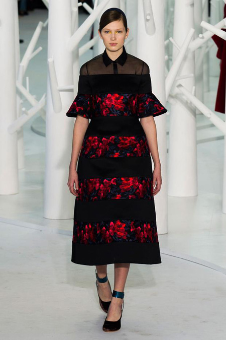 Delpozo Fall/Winter 2015 collection