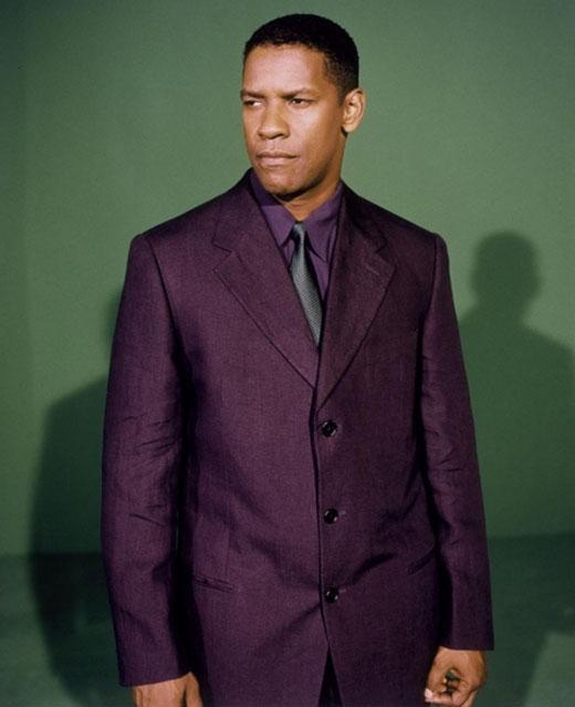 Celebrities' style: Denzel Washington