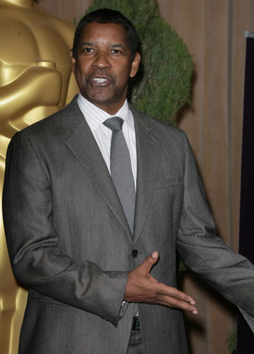 Celebrities' style: Denzel Washington