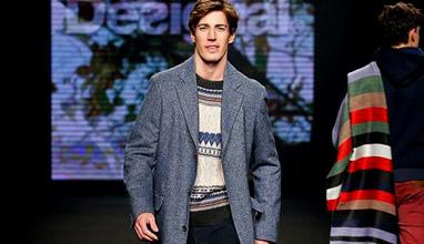 Колекция мъжка мода за Есен-Зима 2015/2016 от Desigual