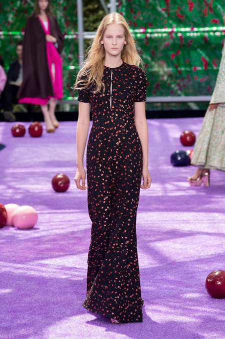 Christian Dior Haute Couture Autumn-Winter 2015-2016