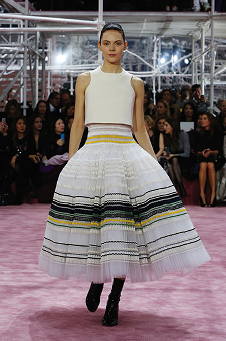 Dior Spring/Summer Haute Couture 2015 Collection