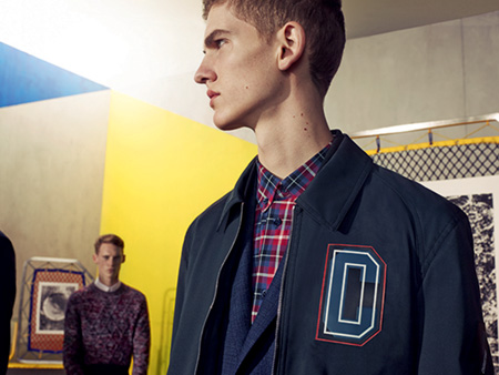 Dior Homme Autumn 2015 Collection