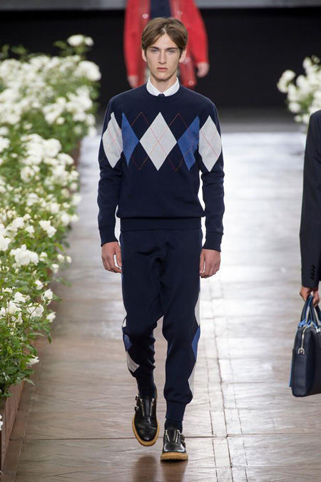 Christian Dior Spring/Summer 2016 Menswear collection