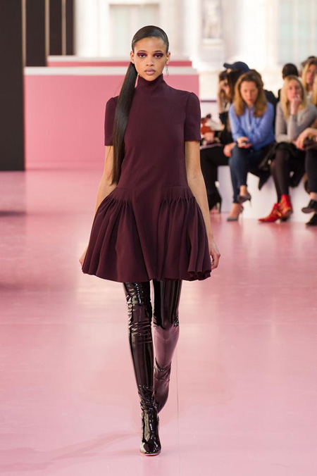 Christian Dior Autumn/Winter 2015-2016 Ready-to-wear collection at Paris Fashion Week