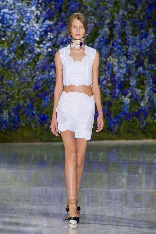 Christian Dior Spring/Summer 2016 Womenswear collection