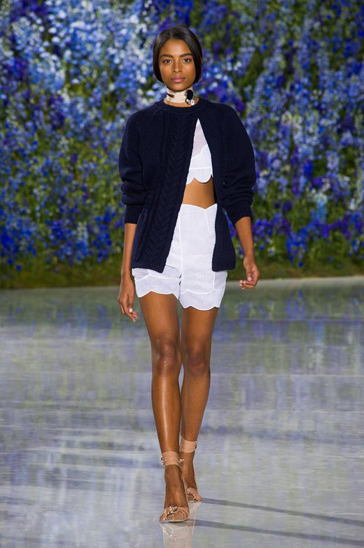 Christian Dior Spring/Summer 2016 Womenswear collection