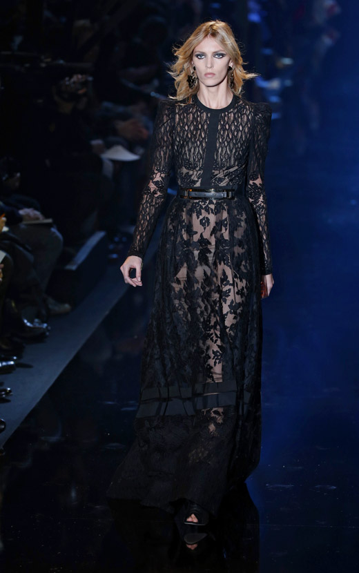 Forest Queens for Fall-Winter 2015/2016 by Elie Saab
