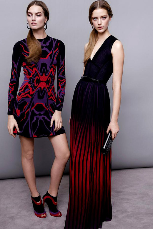 'Folk reverie' - Elie Saab Pre-Fall 2015 collection
