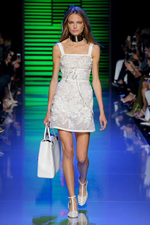 Spring-Summer 2016 ready-to-wear collection by Elie Saab