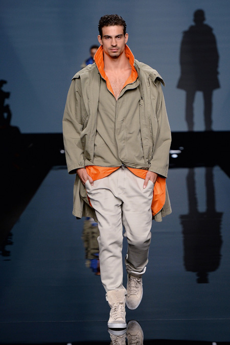 Ermanno Scervino - Men's collection Spring/Summer 2015