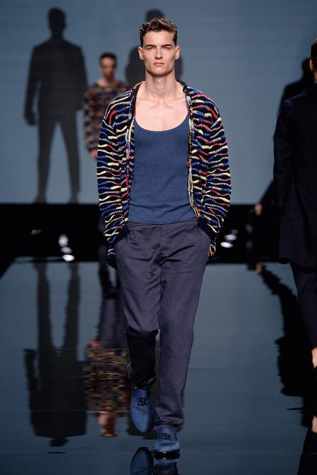 Ermanno Scervino - Men's collection Spring/Summer 2015