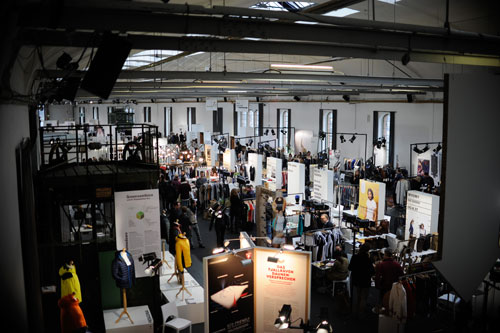 Greenshowroom and Ethical Fashion Show Berlin: the most successful edition of the trade-fair duo ever