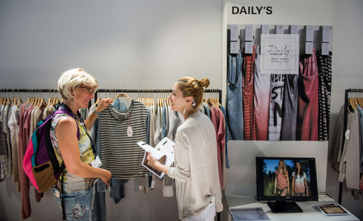 Greenshowroom and Ethical Fashion Show Berlin - Focus on vegan fashion