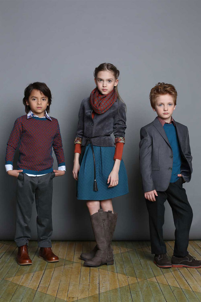 Euro club children's wear: Being part of the Euro Club is belonging to a lifestyle