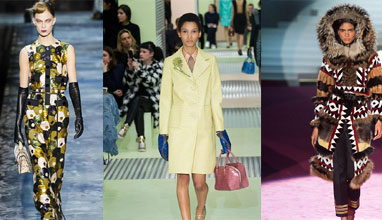 Womenswear: 20 key trends for Fall/Winter 2015-2016