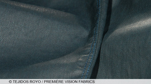 Fall-Winter 2016/2017 Fabrics trends from Première Vision Paris: Denim