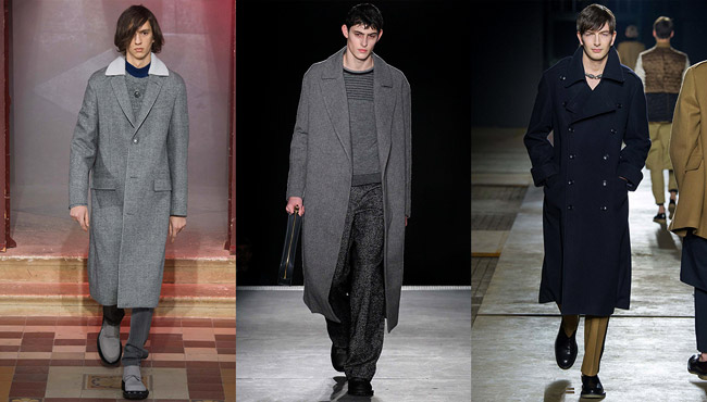 Top 10 Menswear trends for Fall-Winter 2015/2016