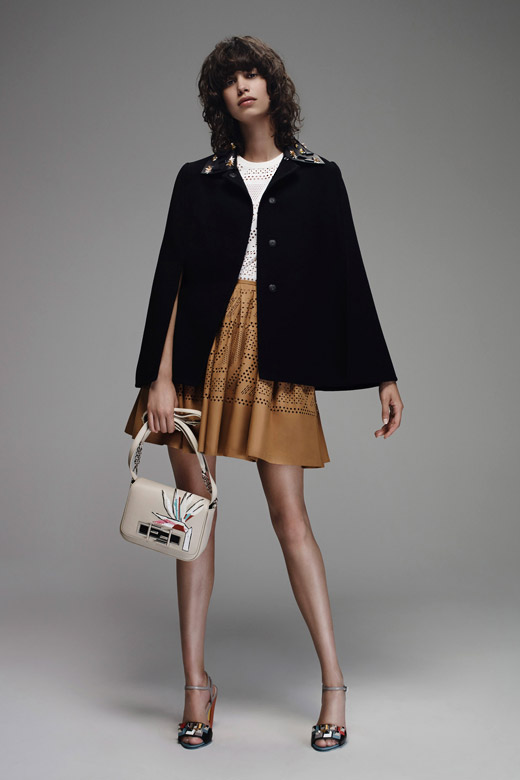 Fendi Resort 2016 collection