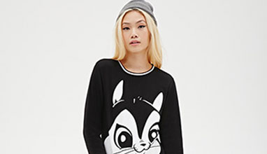FOREVER 21 partners with Warner Bros