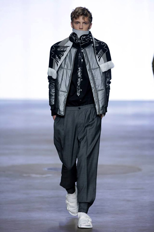 Dutch fashion: Francisco van Benthum