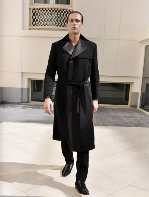 Franklin Eugene Peerless - Men's Fall/Winter 2015/2016