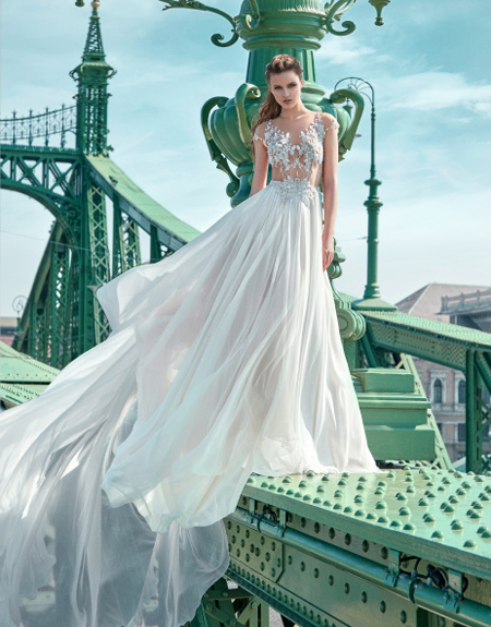 Galia Lahav presents 'GALA BY GALIA LAHAV' - luxury ready-to-wear Bridal collection