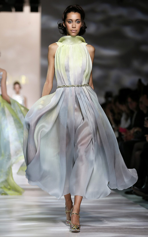 Georges Chakra Spring-Summer 2015 Haute Couture collection