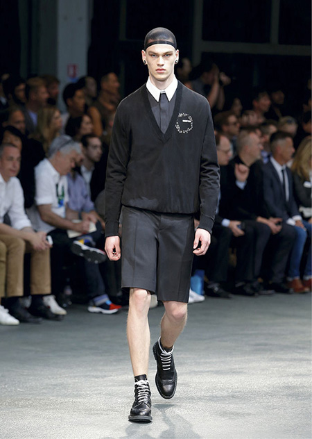 Givenchy Spring/Summer 2015 Menswear collection