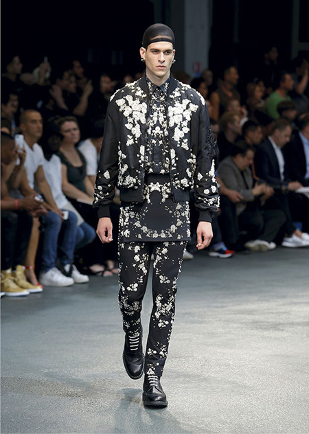 Givenchy spring / summer collection
