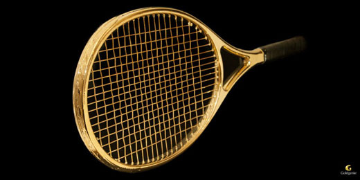 A Tennis Racket the Pros Won't Want to Smash