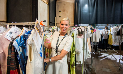'Eco-fashion is fun and gives consumers a good feeling'