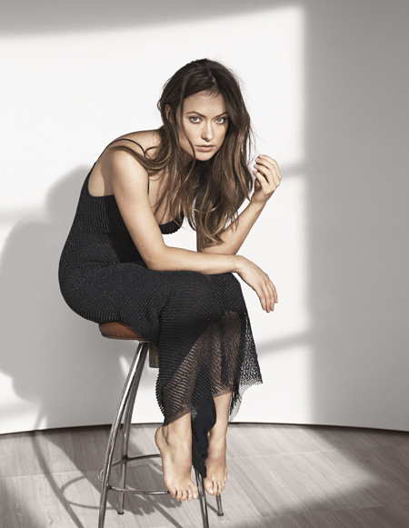 Olivia Wilde shows sustainable style with Conscious Exclusive at H&M
