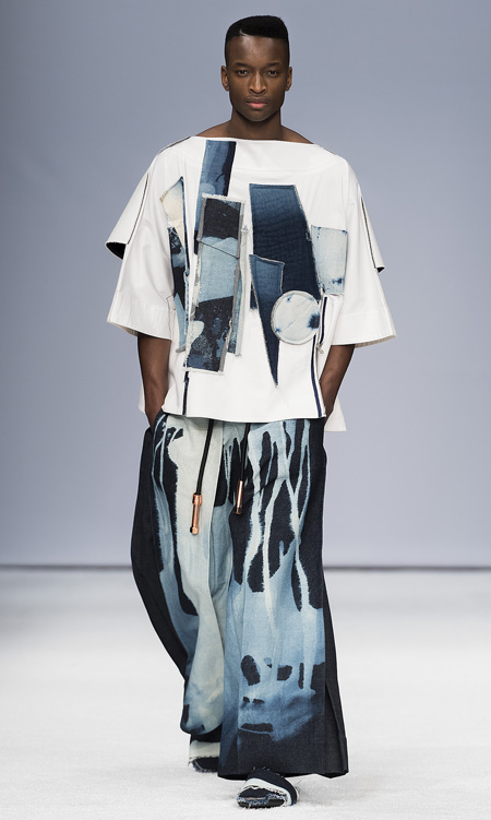 Ximon Lee - the first ever menswear designer to win the H&M Design Award