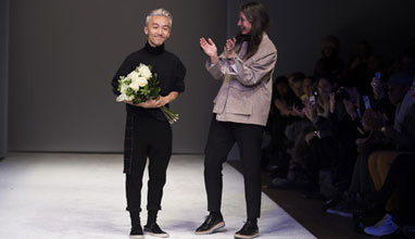 The collection of Ximon Lee - the winner of H&M design contest