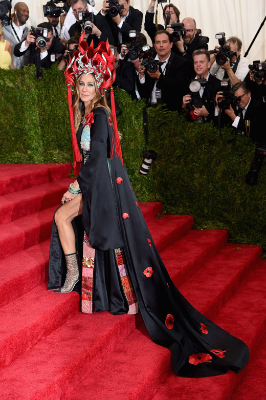 H&M debuts at Metropolitan Museum of Art Costume Institute Benefit 2015