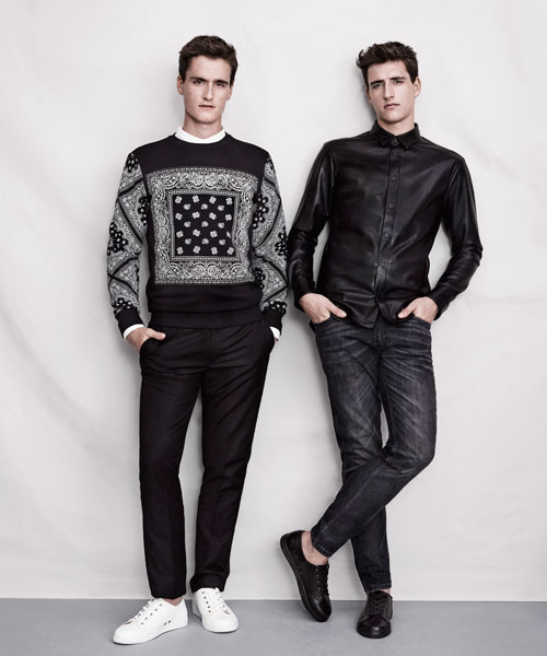 H&M signs long-term partnership with international show jumpers Nicola and Olivier Philippaerts