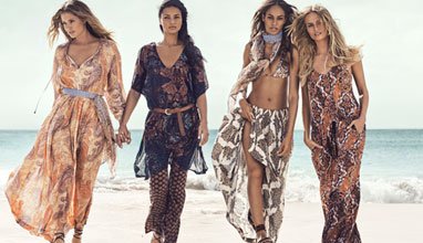 Supermodels and an exclusive soundtrack to the summer with H&M's new campaign