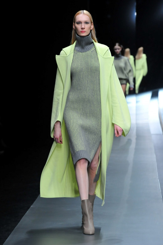 HANAE MORI by Yu Amatsu Fall-Winter 2015/2016 collection at MBFW Tokyo