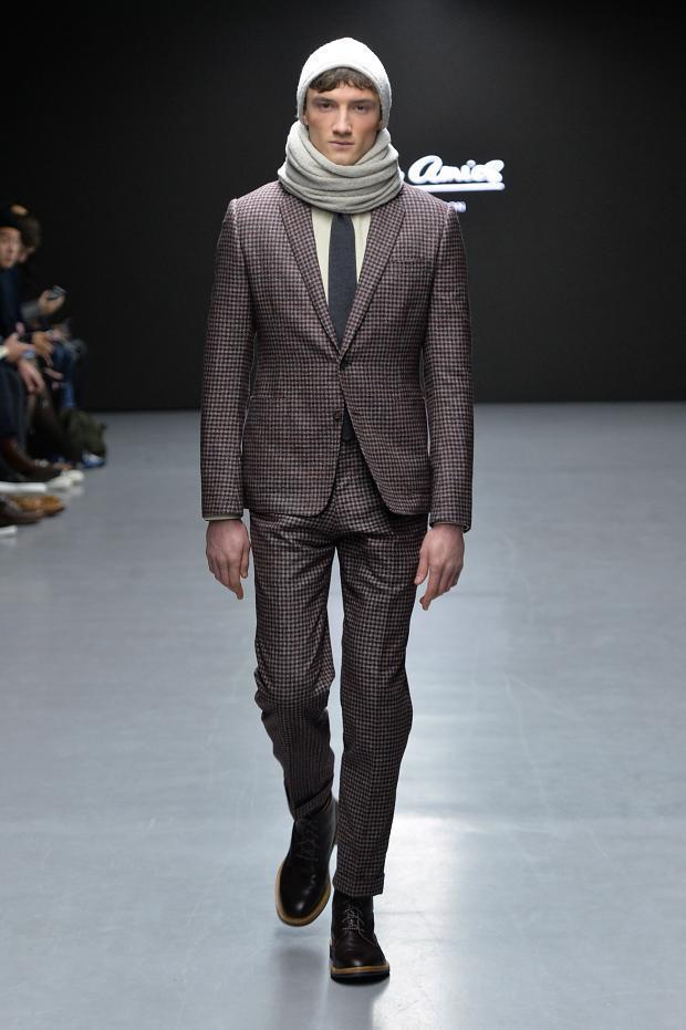 English fashion: Hardy Amies