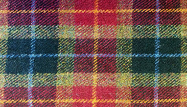 Harris Tweed fabrics - Woven by hand in the Western Isles of Scotland