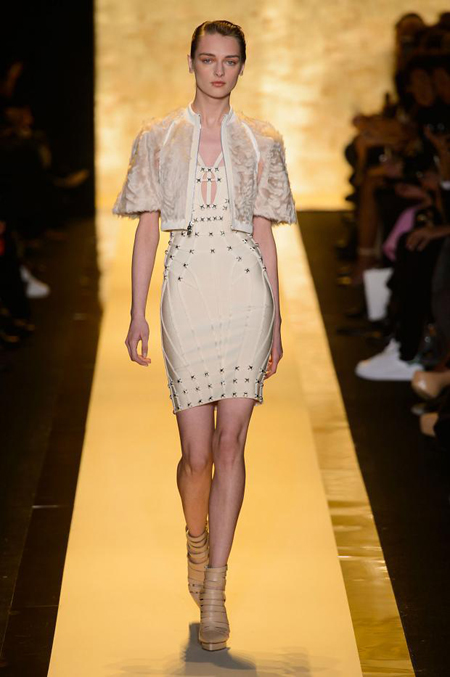 Herve Leger Fall 2015 collection