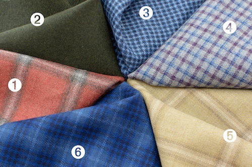 Holland & Sherry produce the finest cloth