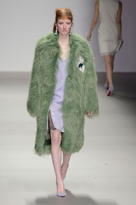 Holly Fulton Autumn/Winter 2015