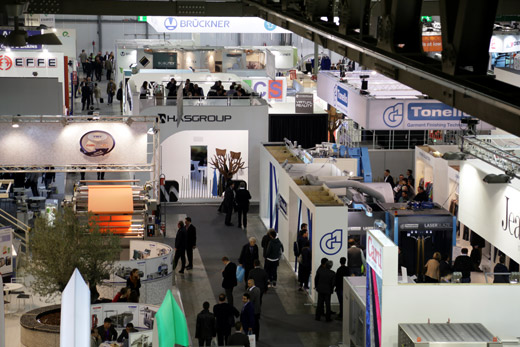 Sustainability agenda drives attendance at ITMA 2015